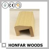 Moulage en bois de cadre de porte de qualité