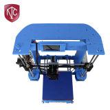 Pasten 3D Printers van Tnice het Acryl Stabiele Werken van de Hoge Resolutie van het Frame Professionele aan