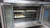 Печь пиццы равномерного Провод-Топления выпечки электрическая для сбываний