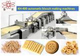 Máquina pequena da fabricação de biscoitos Kh-400