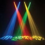 Cabeça movente do diodo emissor de luz do bebê RGBW do ponto 30W do Gobo para o disco