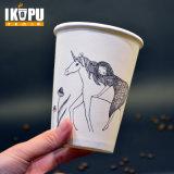 熱い飲むコーヒー紙コップ360ml
