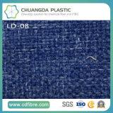 Tissu de sofa de tissu de présidence de la série pp Deorative de céréale secondaire