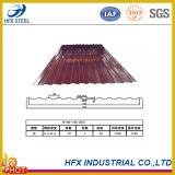 판매에 Shandong Hfx 색깔 강철 도와