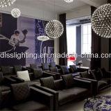 Réplica moderna lámpara colgante LED para iluminación de decoración