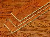 802 Plancher de bois en elme multicouches