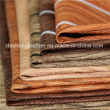 Grano di legno del cuoio del coperchio di sede dell'automobile (altamente graffiatura) Ds-A1118