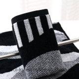 綿糸染めバスタオル
