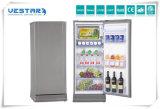 Refrigerador vertical refrigerando direto do congelador com capacidade de volume 180L