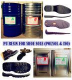 安全靴の足底のためのPUの化学薬品PUの原料かポリウレタン化学薬品: ポリエステルPolyolおよびイソシアン酸塩