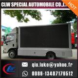 Il colore completo esterno di P8 P10 P16 che fa pubblicità al messaggio variabile dei camion firma la parete su ordinazione del video degli schermi LED degli annunci