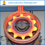 Máquina de aquecimento da indução para os parafusos que extinguem a fornalha de /Hardening