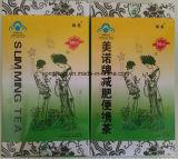 El té verde rápido delgado de la L-Carnitina de la hornilla gorda natural encapsula la cápsula de Softgel del té verde