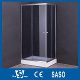 Cabines européias do chuveiro do projeto 120X80cm do banheiro barato