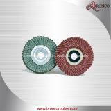 Disco flexível da aleta do óxido de alumínio