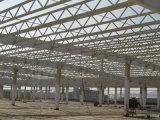 Almacén prefabricado del acero estructural del palmo grande
