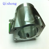 Часть CNC подвергая механической обработке, филирующ от алюминиевого сплава, или меди