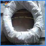 Barbelé enduit galvanisé plongé chaud Bwg 14X16 du barbelé /PVC