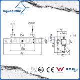 Válvula termostática ajustada do chuveiro do misturador da barra quadrada com o bico para a banheira (AF4365-7)