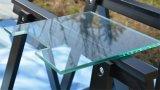 3mm / 3,2mm / 4mm / 5mm / 6mm / 8mm / 10mm / 12mm borde biselado de vidrio templado / endurecido