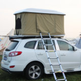 Складывая трудный шатер верхней части крыши ся автомобиля семьи стеклоткани раковины с тентом