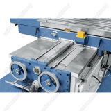 Сверхмощный тип всеобщая филировальная машина кровати (X715)