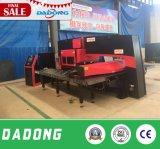 Precio de la punzonadora del CNC del eje del fabricante 4 de la punzonadora de la torreta del CNC de Amada