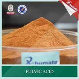 Organische Meststof van het Poeder van 100% de In water oplosbare Fulvic Zure 80%Min