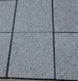 Azulejo gris natural barato del granito G341 de China