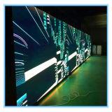 Pequeñas visualización de LED de la echada de P1.923 Gaomi/pantalla de interior