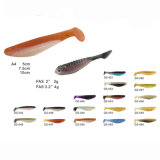Hot Selling Cheap Mustang Hook Soft Fishing Lure