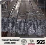 Het pre Zink bedekte de de Gegalvaniseerde die Pijp/Buis van het Staal van het Profiel in China wordt gemaakt met een laag