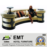 Sofa luxueux de l'hôtel 2017 (EMT-SF21)