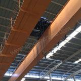 Pont roulant de double poutre de QD avec l'élévateur électrique