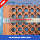 Anti-Fatigue циновка/Anti-Slip циновка резины дренажа масла