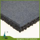 Gym Rubber Floor Roll com EPDM Granule