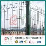 La Chine a galvanisé la frontière de sécurité soudée par /3D soudée de treillis métallique de treillis métallique