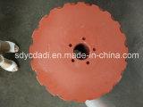 Les lames de disque de charrue de rechange de la ferme met en application le constructeur de pièces