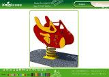 Всадники PE весны Kaiqi в по-разному игрушках форм для детсада, заднего двора