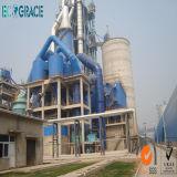 Polvere industriale che raccoglie il filtro a sacco per la caldaia infornata carbone