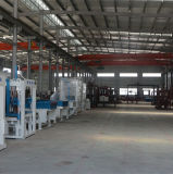 Qt15 Vormende Machine van het Blok van de Kwaliteit van Gemanly van de Hoge Efficiency de Concrete Holle