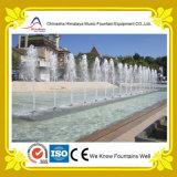 Напольный фонтан воды плавательного бассеина линейный