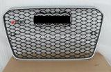 Argent Auto Car Grille avant pour Audi RS5 2013 »