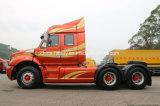 긴 택시/오래 또는 긴 헤드 FAW /Jiefang 420HP 6X4 트랙터 트럭 헤드 큰 트랙터 트럭은 냄새맡는다