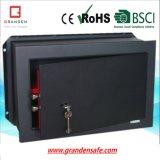 ホームおよびオフィス(WK490B)のための壁の安全なボックス、固体鋼鉄