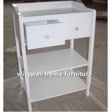 Baby-Feldbett und ändernde Tisch-hölzerne Baby-Raum-Möbel