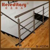 Подгонянные перила нержавеющей стали кабеля напряжения/перила кабеля лестницы (SJ-H1442)