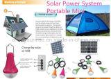 Bewegliches SolarStromnetz-Solarinstallationssatz-Mobile-Aufladeeinheit