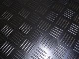 Rubber Sheet、FlooringロールスロイスのためのChecker Rubber Matレジ係