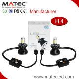 spätester populärer LED-Konvertierungs-Installationssatz 12V 24V 40m 4000lm H1 H3 H4 H7 9005 9006 2016 LED-Scheinwerfer